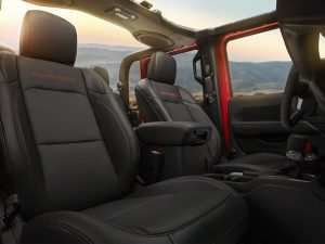 71 A 2019 Jeep Truck Interior Configurations