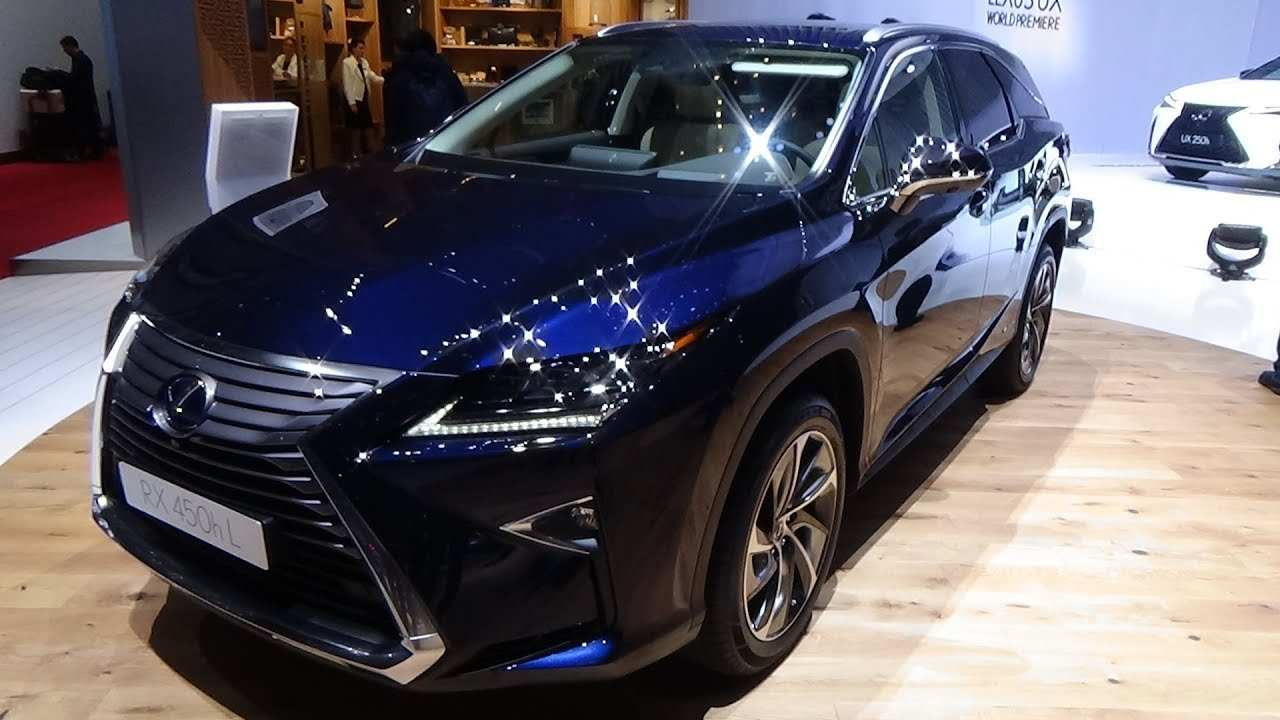 71 A 2019 Lexus Availability First Drive