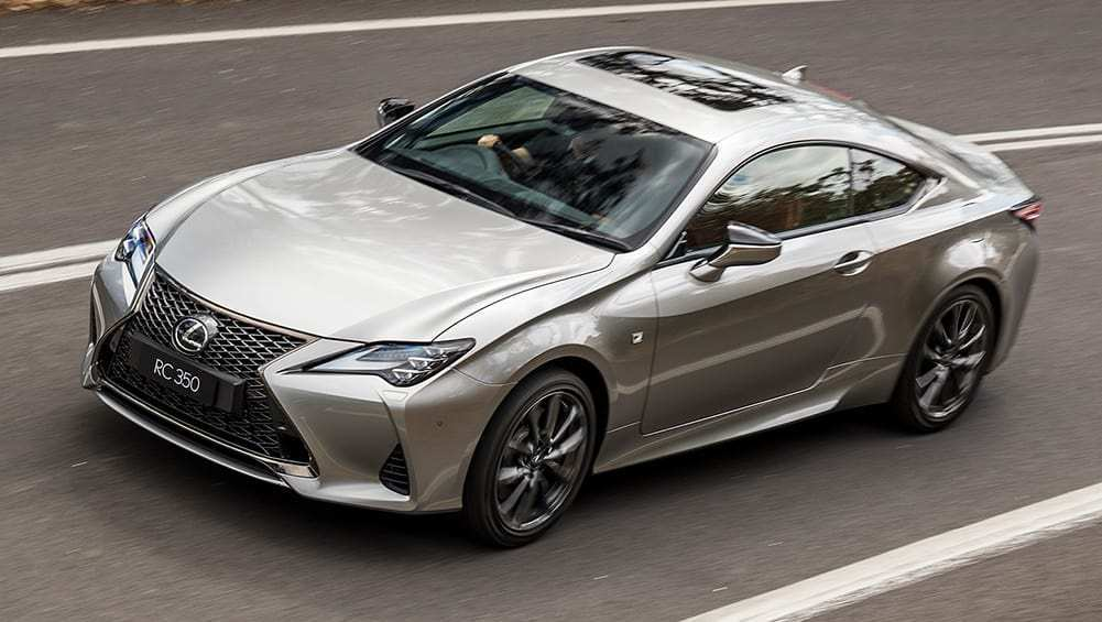 71 A 2019 Lexus Coupe Release Date And Concept