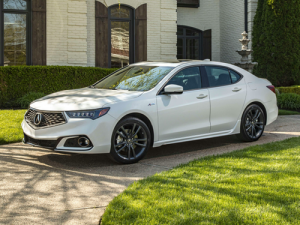 71 A 2020 Acura Tlx A Spec Exterior and Interior