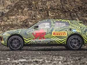 71 A 2020 Aston Martin Dbx Release Date and Concept