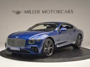 71 A 2020 Bentley Gt Price Design and Review