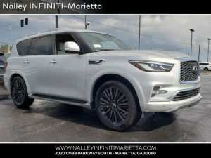 71 A 2020 Infiniti Qx80 Limited Style