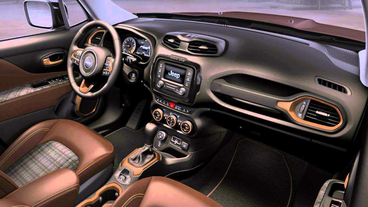71 A 2020 Jeep Grand Wagoneer Interior Style