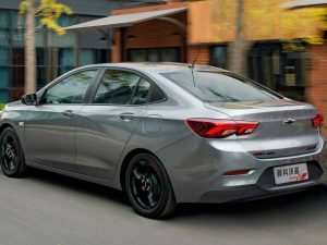 71 A Chevrolet Onix Sedan 2020 Release Date and Concept