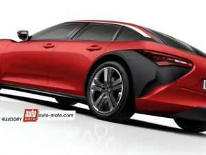 71 A Citroen Ds6 2019 New Model and Performance