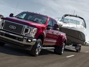 71 A Ford Super Duty 2020 Exterior and Interior