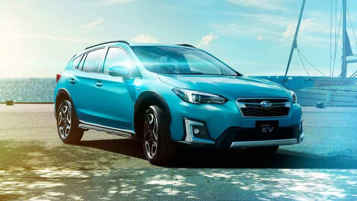 71 A Subaru Electric Car 2019 Engine