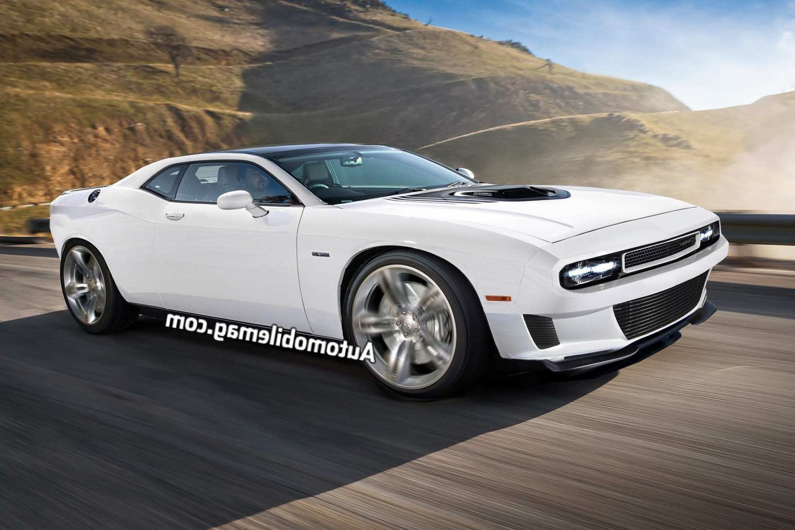 71 A What Will The 2020 Dodge Challenger Look Like Configurations