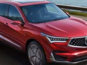 71 All New 2019 Acura Rdx Changes Model