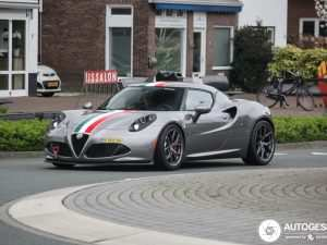71 All New 2019 Alfa Romeo 4C Review and Release date