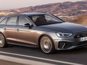 71 All New 2019 Audi New Concept