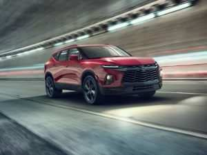 71 All New 2019 Chevrolet Blazer Release Date Pricing