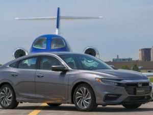 71 All New 2019 Honda Insight Review Overview