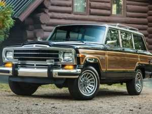 71 All New 2019 Jeep Wagoneer New Concept