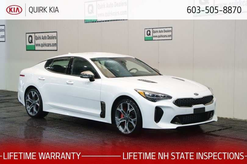 71 All New 2019 Kia Stinger Pictures