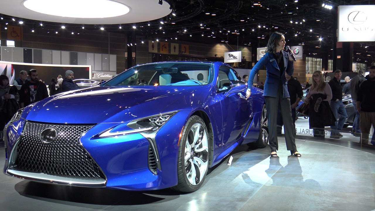 71 All New 2019 Lexus 500 Concept