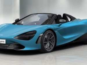 71 All New 2019 Mclaren 720S Spider Picture