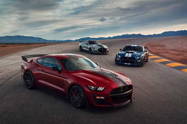 71 All New 2020 Ford Mustang Gt350 First Drive