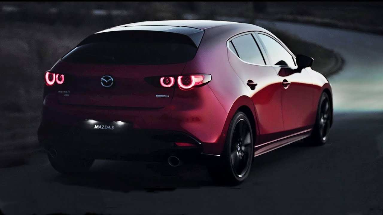 71 All New 2020 Mazda 3 Hatchback Speed Test