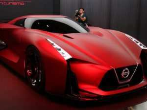 71 All New 2020 Nissan Gran Turismo Exterior