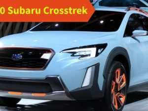 71 All New 2020 Subaru Crosstrek Release Date Concept and Review