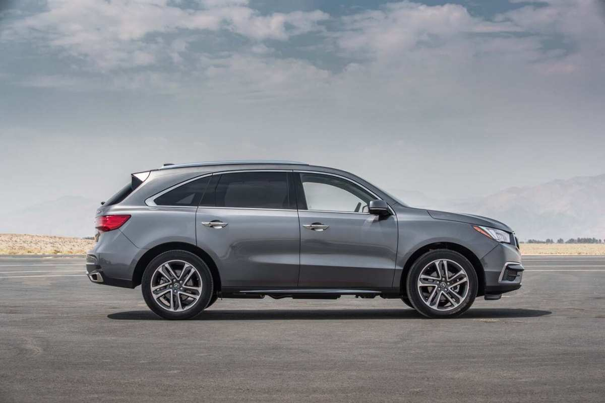 71 All New Acura Mdx 2020 New Concept