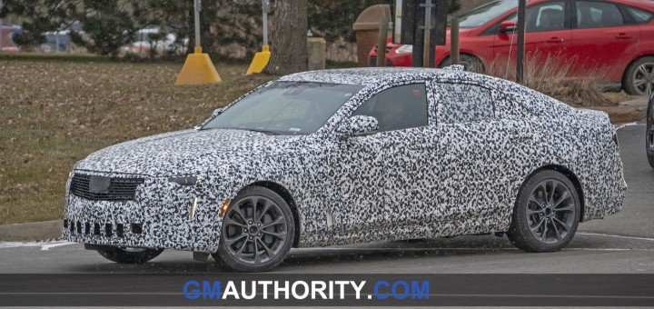 71 All New Cadillac Ct4 2020 Release Date