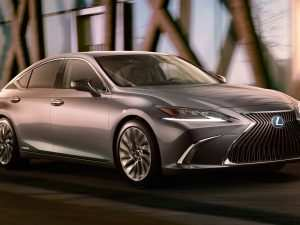 71 All New Es300 Lexus 2019 Performance and New Engine