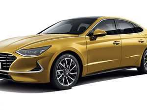 71 All New Hyundai Sonata 2020 Price In India Configurations