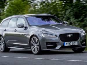71 All New Jaguar Sportbrake 2020 Specs