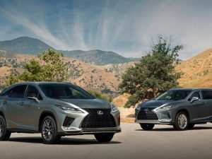 71 All New Lexus Rx 2020 Redesign History