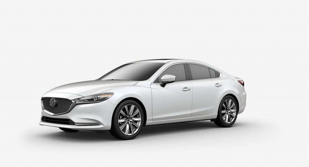 71 All New Mazda 6 2019 White Price And Release Date