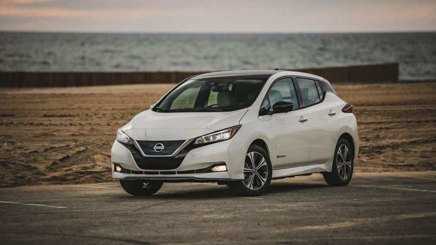 71 All New Nissan Leaf 2019 Review Price And Release Date