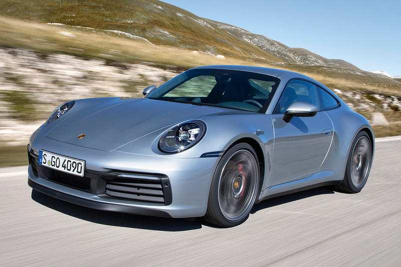 71 All New Porsche Targa 2020 Performance and New Engine