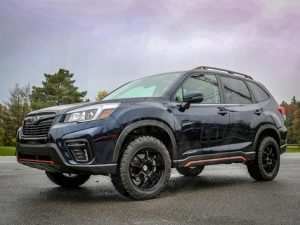 71 All New Subaru Forester 2019 Ground Clearance Rumors