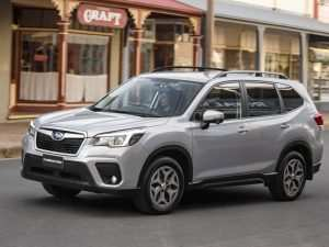 71 All New Subaru Forester 2020 Australia First Drive