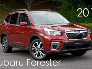 71 All New Subaru Forester 2020 Australia Speed Test