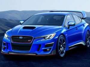 71 All New Subaru Wrx Sti 2020 Engine Exterior