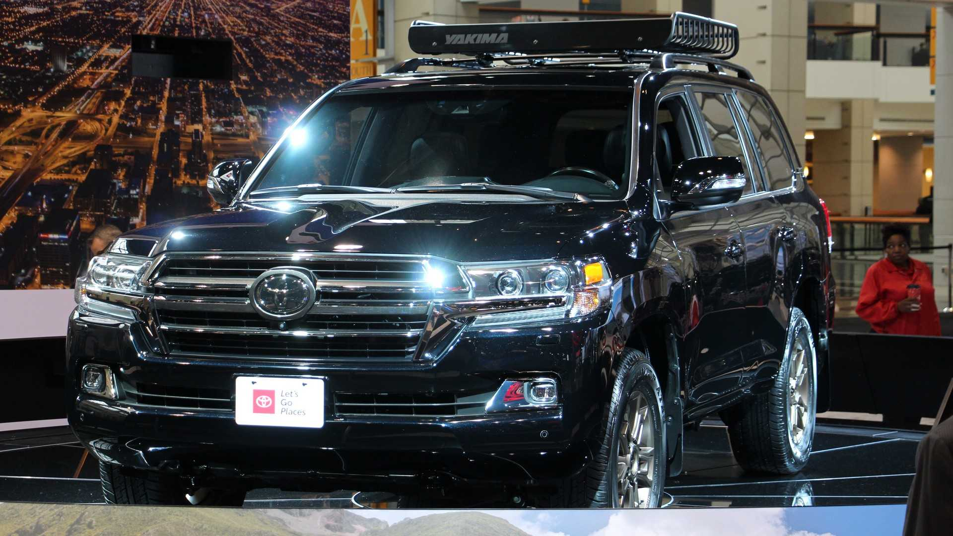 71 All New Toyota Land Cruiser 2020 Configurations