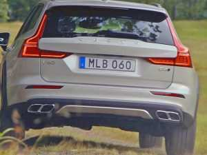 71 All New Volvo 2019 V60 Cross Country New Review