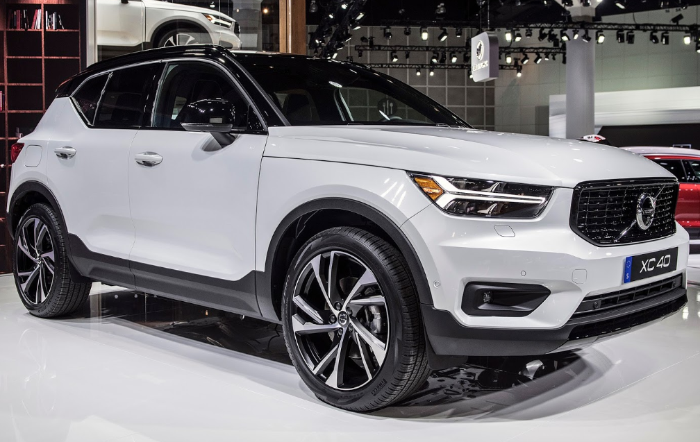 71 All New Volvo Xc40 Model Year 2020 Style