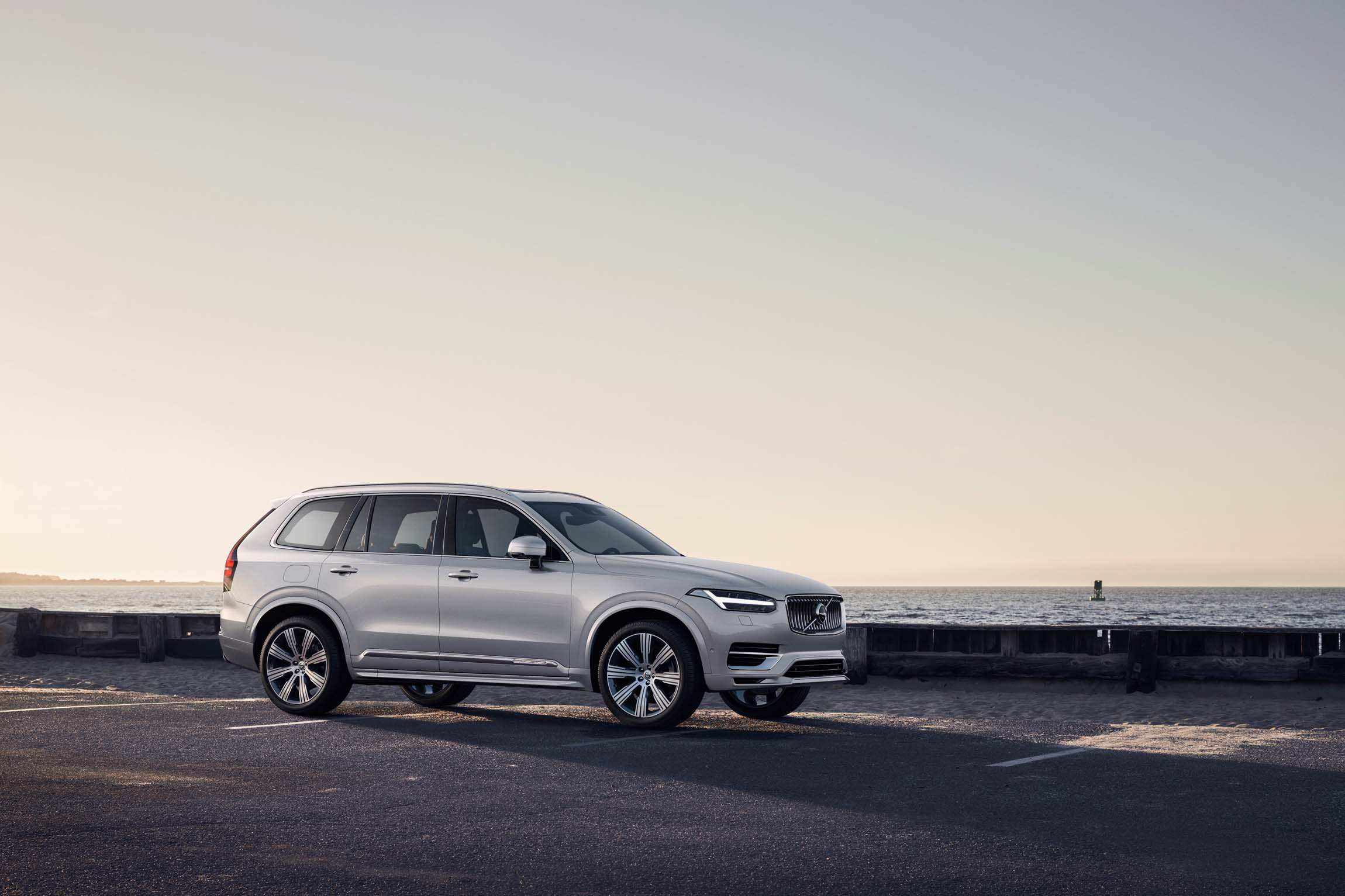 71 All New When Does 2020 Volvo Xc90 Come Out Spy Shoot