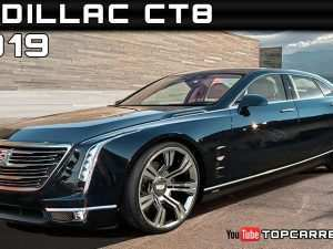71 Best 2019 Cadillac Releases Exterior