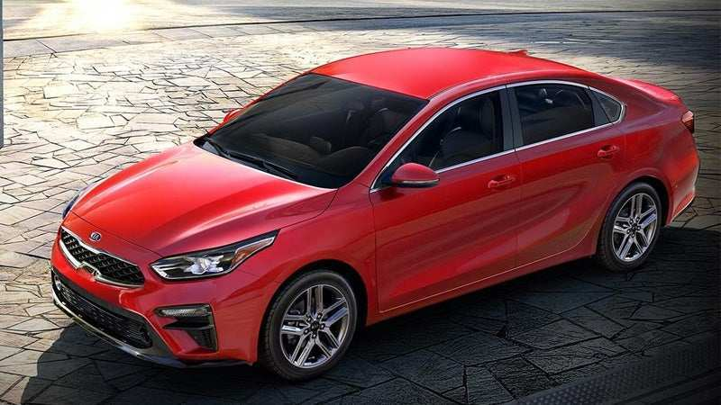 71 Best 2019 Kia Forte Price And Review