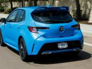71 Best 2019 Toyota Corolla Hatchback Review Reviews