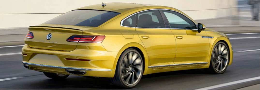 71 Best 2019 Volkswagen Arteon Specs New Review