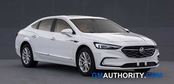 71 Best 2020 Buick Lacrosse Refresh New Model And Performance