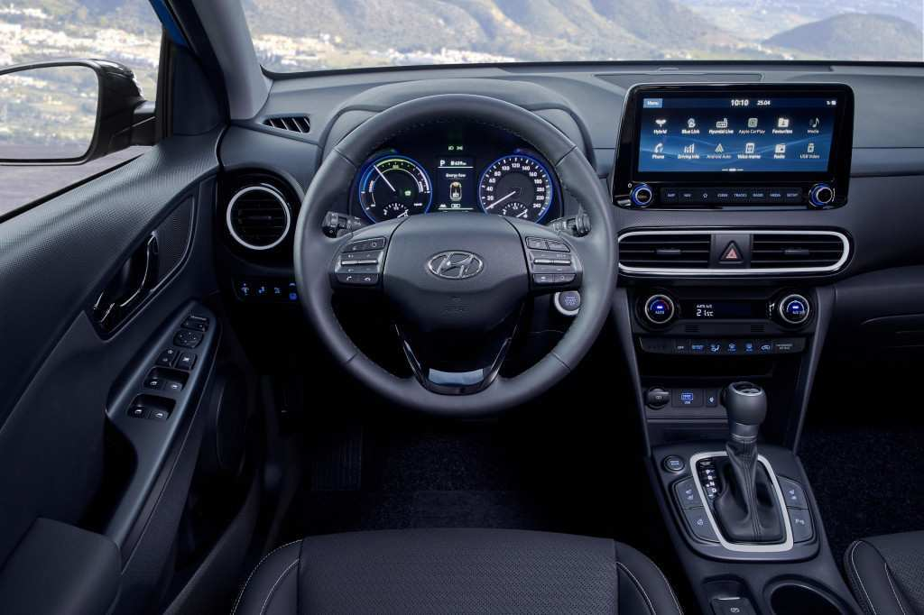 71 Best 2020 Hyundai Kona Hybrid Spy Shoot