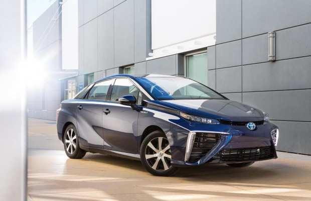 71 Best Toyota Electric Car 2020 Performance And New Engine